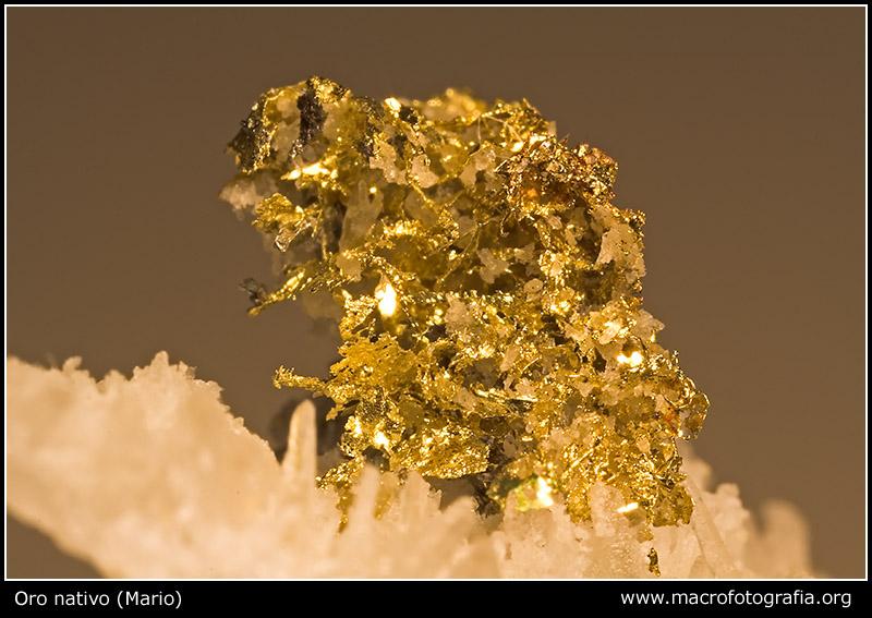 Oro de rodalquilar for Que es una beta de oro
